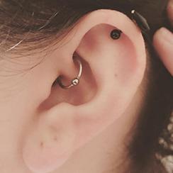 rook piercing bakımı