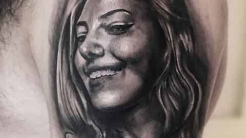 Portre Tattoo
